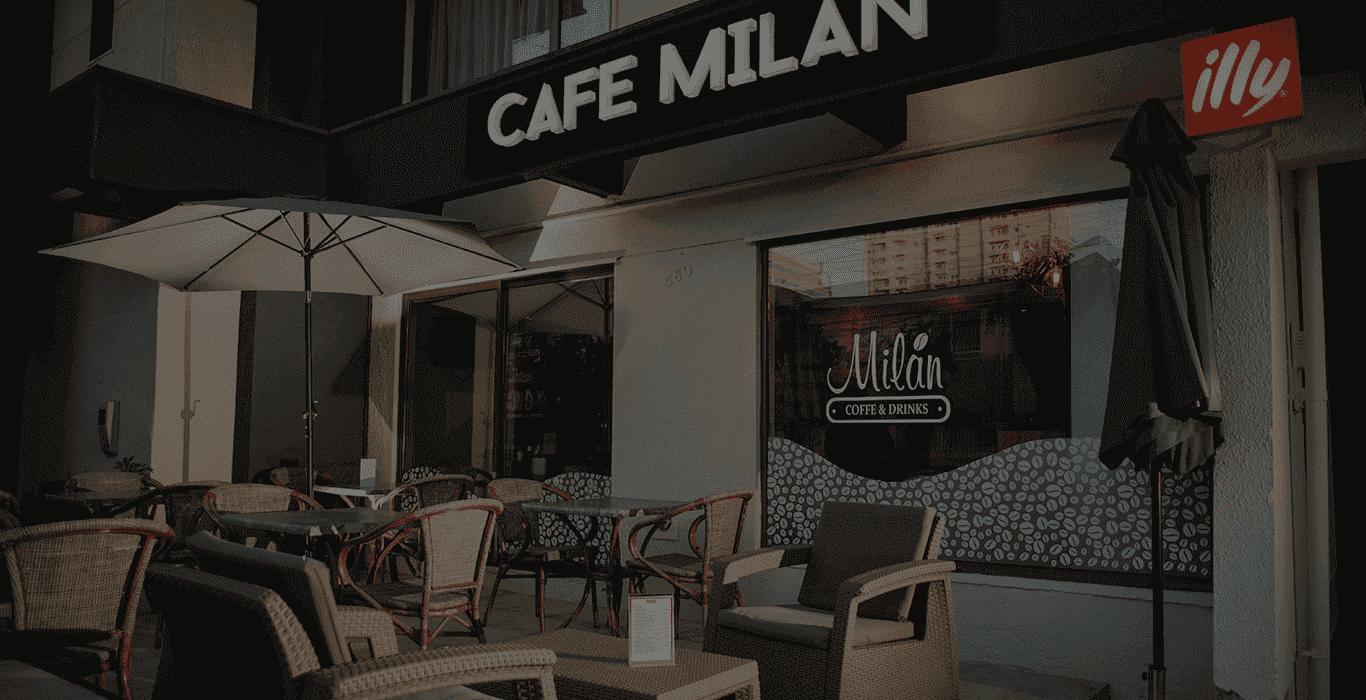 Café Milán - Hostal La Cumbre Temuco